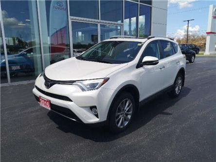 2016 Toyota RAV4 Limited (Stk: 912803) in Sarnia - Image 1 of 29