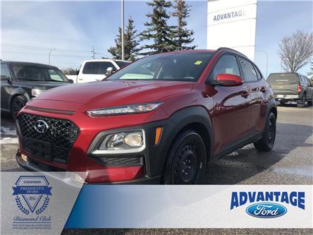 2018 Hyundai Kona  (Stk: K-1925C) in Calgary - Image 1 of 22