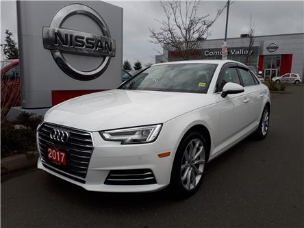 2017 Audi A4 2.0T Progressiv (Stk: 9K7946B) in Courtenay - Image 1 of 9