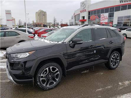 2020 Toyota RAV4 Trail (Stk: 20-310) in Etobicoke - Image 2 of 6