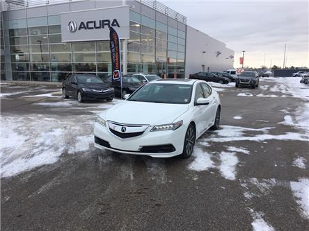 2015 Acura TLX Base (Stk: A4085) in Saskatoon - Image 1 of 14