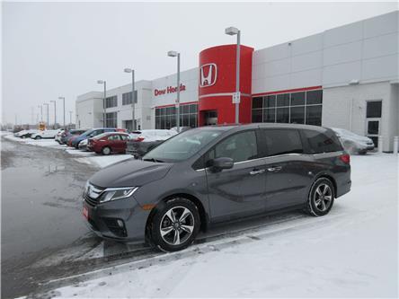 2018 Honda Odyssey EX (Stk: 27840L) in Ottawa - Image 1 of 21