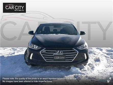 2017 Hyundai Elantra GL (Stk: ) in Ottawa - Image 2 of 25