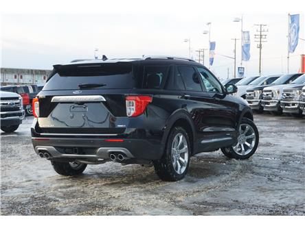 2020 Ford Explorer Platinum (Stk: S202454) in Dawson Creek - Image 2 of 18