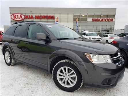 2017 Dodge Journey SXT (Stk: P4578) in Saskatoon - Image 1 of 26