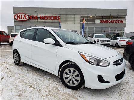 2017 Hyundai Accent GL (Stk: P4587) in Saskatoon - Image 1 of 27