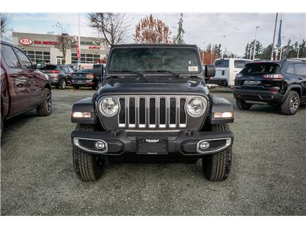 2020 Jeep Wrangler Unlimited Sahara (Stk: L162398) in Abbotsford - Image 2 of 24