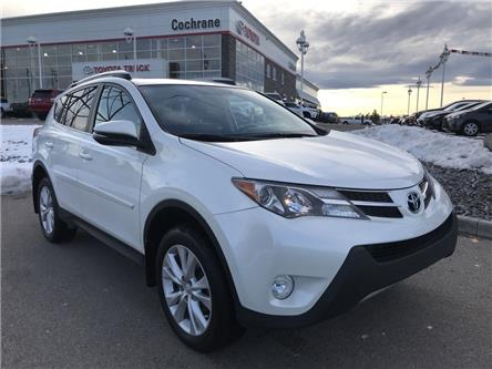 2014 Toyota RAV4 Limited (Stk: 2962A) in Cochrane - Image 1 of 19