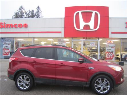 2013 Ford Escape SEL (Stk: SH181A) in Simcoe - Image 1 of 19