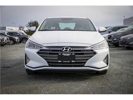 2020 Hyundai Elantra Preferred w/Sun & Safety Package (Stk: LE006375) in Abbotsford - Image 2 of 24