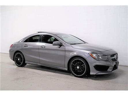 2016 Mercedes-Benz CLA-Class Base (Stk: 337035) in Vaughan - Image 1 of 29