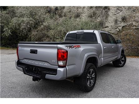 2017 Toyota Tacoma  (Stk: N56419B) in Penticton - Image 2 of 20