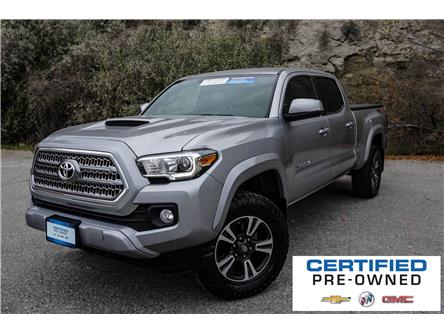 2017 Toyota Tacoma  (Stk: N56419B) in Penticton - Image 1 of 20