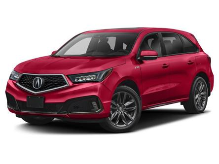 2020 Acura MDX A-Spec (Stk: 20090) in London - Image 1 of 9