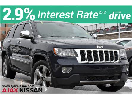 2011 Jeep Grand Cherokee Overland (Stk: P4270A) in Ajax - Image 1 of 33