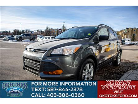 2016 Ford Escape S (Stk: B81498A) in Okotoks - Image 1 of 21