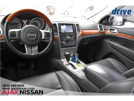 2011 Jeep Grand Cherokee Overland (Stk: P4270A) in Ajax - Image 2 of 33