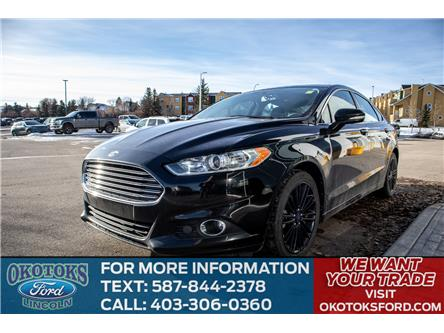 2016 Ford Fusion SE (Stk: B81514A) in Okotoks - Image 1 of 22