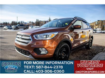 2017 Ford Escape SE (Stk: K-1744A) in Okotoks - Image 1 of 20