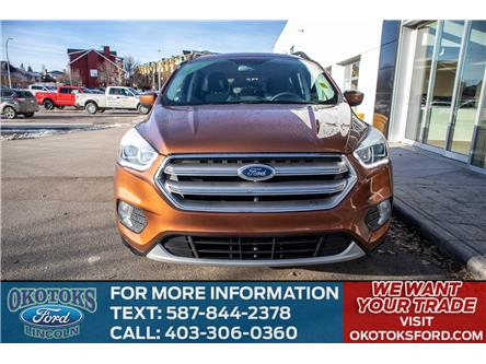 2017 Ford Escape SE (Stk: K-1744A) in Okotoks - Image 2 of 20