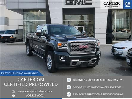 2017 GMC Sierra 3500HD Denali (Stk: 973001) in North Vancouver - Image 1 of 27