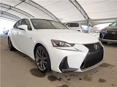 2018 Lexus IS 350 Base (Stk: LU0299) in Calgary - Image 1 of 24