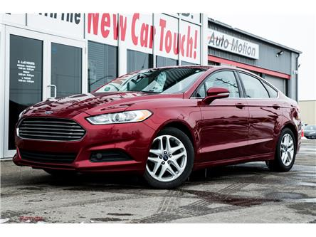 2015 Ford Fusion SE (Stk: 191228) in Chatham - Image 1 of 25