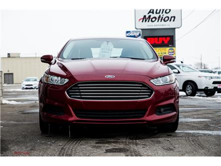 2015 Ford Fusion SE (Stk: 191228) in Chatham - Image 2 of 25