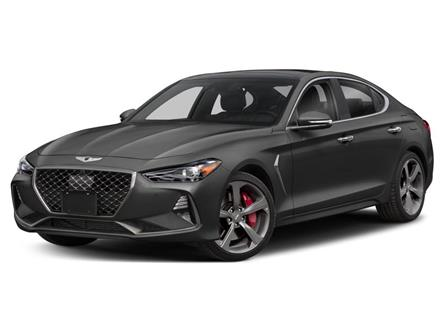 2020 Genesis G70 2.0T Advanced (Stk: 41897) in Mississauga - Image 1 of 8