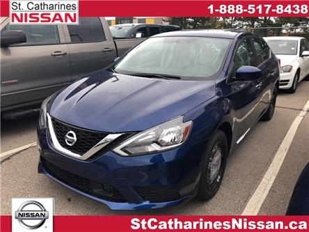 2019 Nissan Sentra  (Stk: SE19030) in St. Catharines - Image 1 of 5
