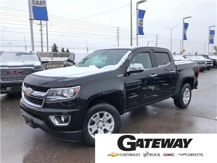 2017 Chevrolet Colorado 4WD|LT|DIESEL|Z71|CREW CAB| (Stk: 277879A) in BRAMPTON - Image 1 of 20