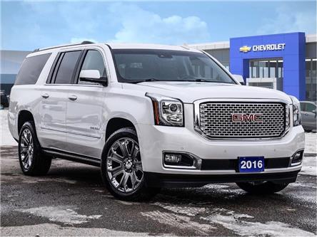2016 GMC Yukon XL Denali (Stk: P6407) in Markham - Image 1 of 29