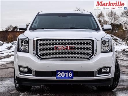 2016 GMC Yukon XL Denali (Stk: P6407) in Markham - Image 2 of 29