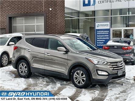 2016 Hyundai Santa Fe Sport 2.4 Premium (Stk: H5369A) in Toronto - Image 1 of 27
