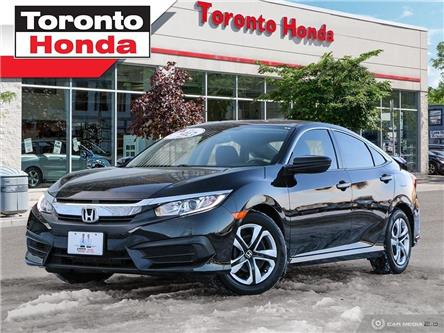 2018 Honda Civic Sedan LX (Stk: 39658) in Toronto - Image 1 of 27