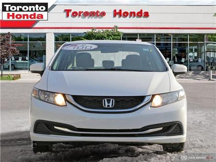 2015 Honda Civic Sedan LX (Stk: 39706A) in Toronto - Image 2 of 27