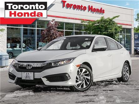 2016 Honda Civic Sedan EX (Stk: 39713) in Toronto - Image 1 of 27