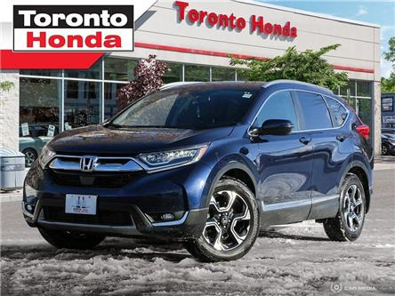 2019 Honda CR-V Touring (Stk: 39720) in Toronto - Image 1 of 27