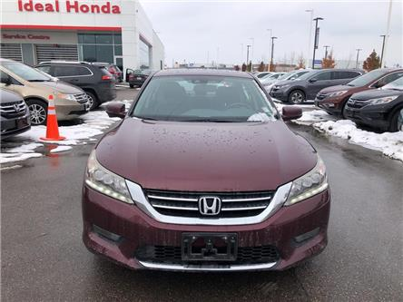 2014 Honda Accord Touring (Stk: I200058A) in Mississauga - Image 2 of 20