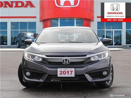 2017 Honda Civic EX (Stk: 20395A) in Cambridge - Image 2 of 27