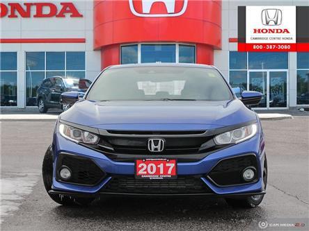 2017 Honda Civic Sport (Stk: 20040A) in Cambridge - Image 2 of 27