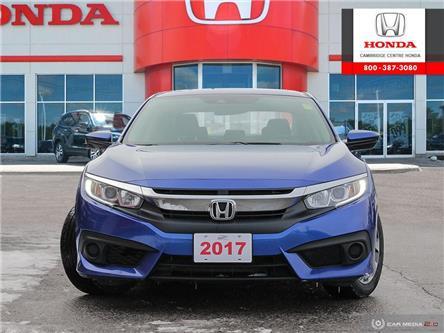 2017 Honda Civic EX (Stk: 20283A) in Cambridge - Image 2 of 27