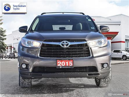 2015 Toyota Highlander  (Stk: 58897A) in Ottawa - Image 2 of 29