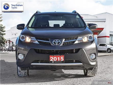 2015 Toyota RAV4 Limited (Stk: E8027) in Ottawa - Image 2 of 28