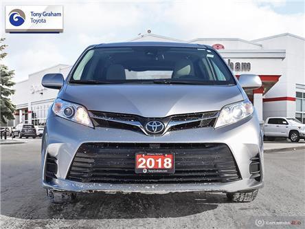 2018 Toyota Sienna  (Stk: U9160) in Ottawa - Image 2 of 29