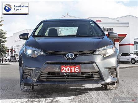 2016 Toyota Corolla LE (Stk: E7997) in Ottawa - Image 2 of 28