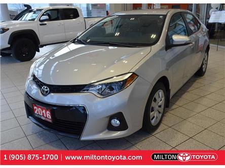 2016 Toyota Corolla  (Stk: 731533) in Milton - Image 1 of 37
