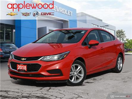 2018 Chevrolet Cruze LT Auto (Stk: 8361P1) in Mississauga - Image 1 of 27