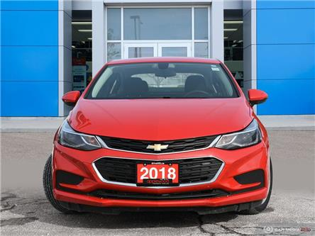2018 Chevrolet Cruze LT Auto (Stk: 8361P1) in Mississauga - Image 2 of 27