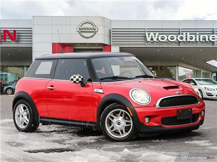 2007 MINI Cooper S Base (Stk: QA19-105A) in Etobicoke - Image 1 of 20